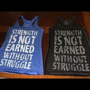 chronic strength